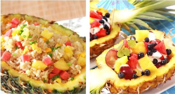 Easy Pineapple Cutter